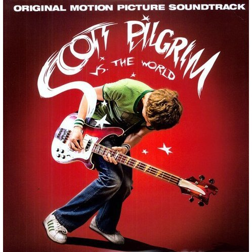 Scott Pilgrim Vs The World Original Soundtrack