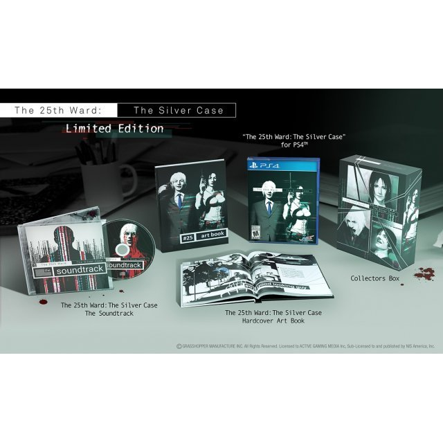 The 25th Ward: The Silver Case [Limited Edition]