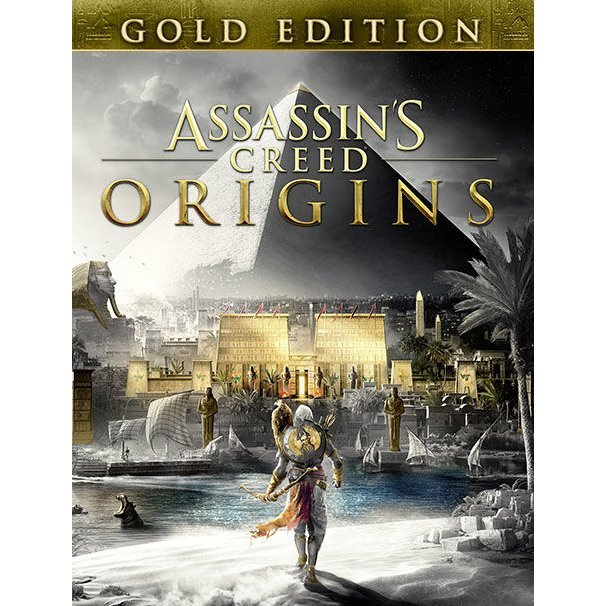 Assassin's Creed Origins [Gold Edition]