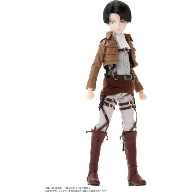 Asterisk Collection Series No. 013 Attack on Titan 1/6 Scale Fashion Doll: Levi