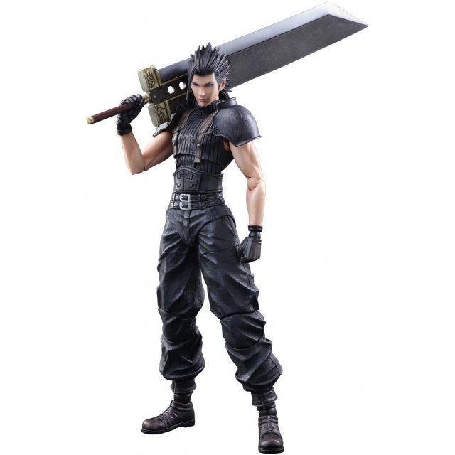 Crisis Core Final Fantasy VII Play Arts Kai: Zack