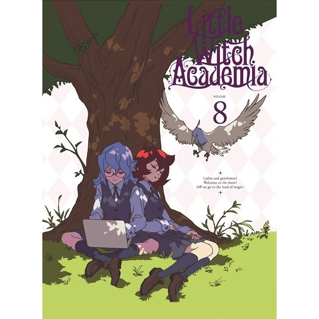 Little Witch Academia Vol.8