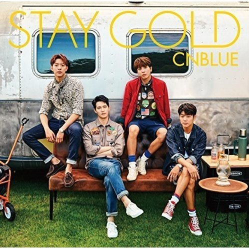 Stay Gold [CD+DVD Limited Edition Type A]