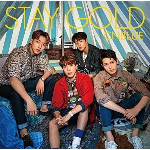 Stay Gold [CD+DVD Limited Edition Type B]