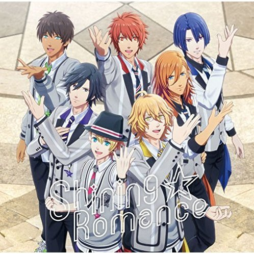 Uta No Prince Sama Shining Live Theme Song Cd Shining Romance Ver. [CD+DVD Limited Edition]