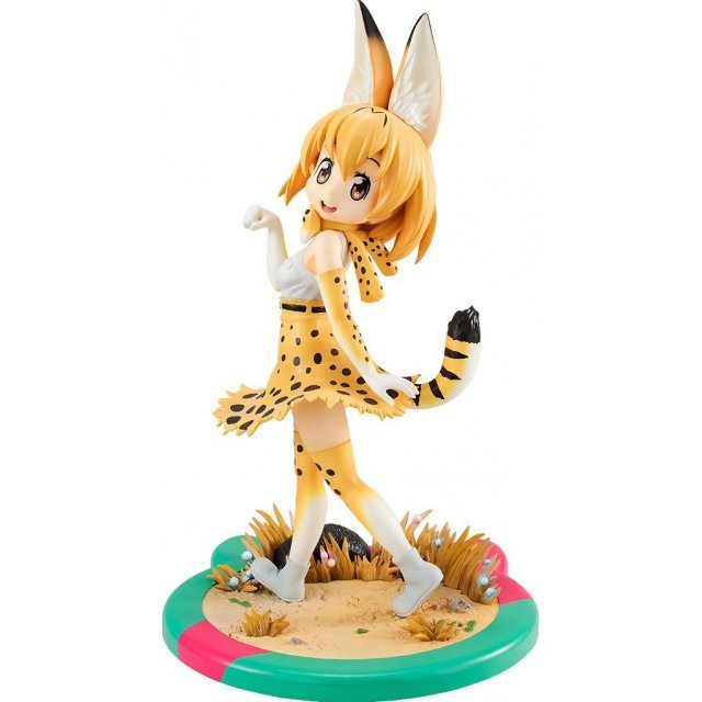Kemono Friends 1/7 Scale Pre-Painted Figure: Serval