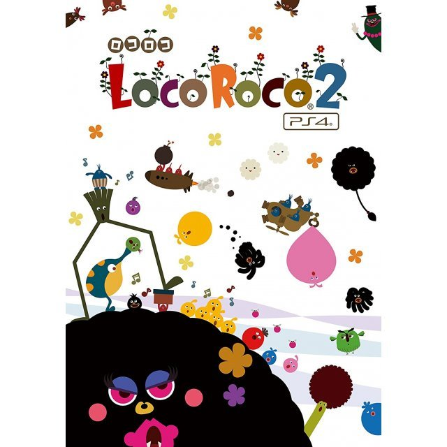 LocoRoco 2 Remastered (English & Chinese Subs)