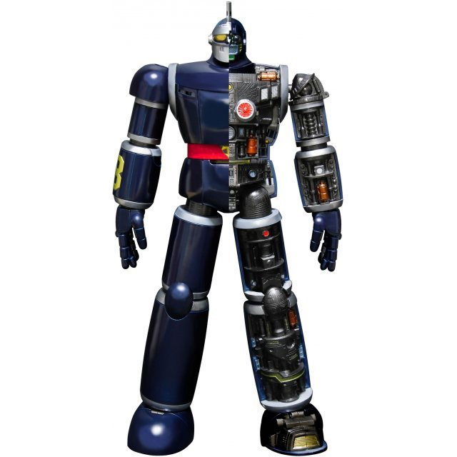 Super Metal Action The New Adventures of Gigantor: Tetsujin 28-go
