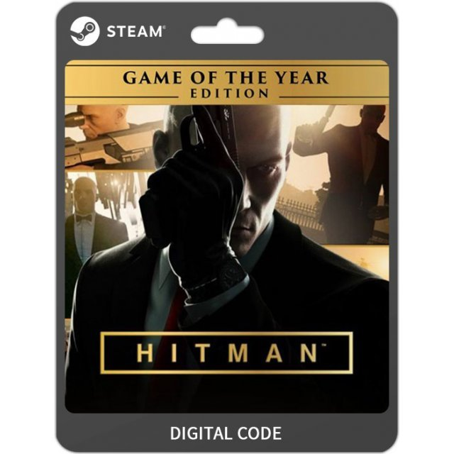 Hitman [Game of the Year Edition]