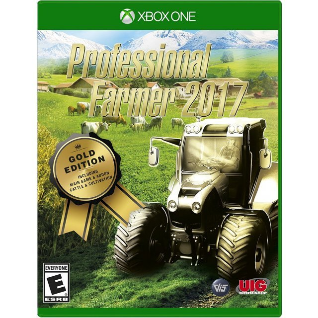 Professional Farmer 2017 [Gold Edition]