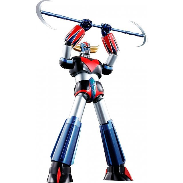 Soul of Chogokin UFO Robot Grendizer: GX-76 Grendizer D.C.