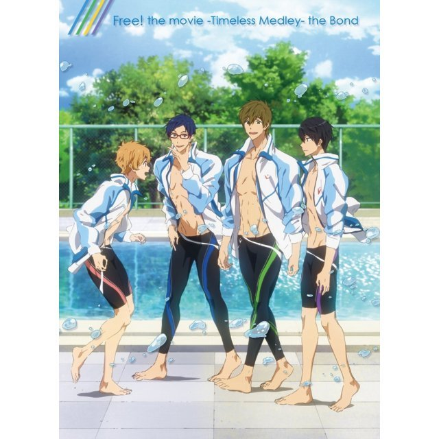Theatrical Anime Feature Free! Timeless Medley: Kizuna