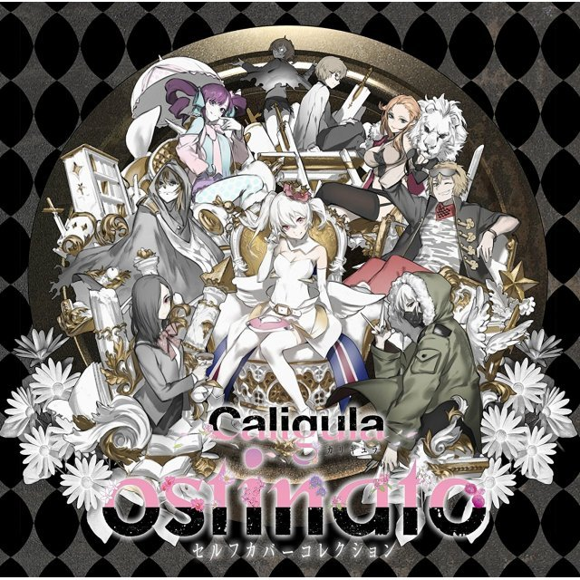 Caligula Self Cover Collection (Ostinato)