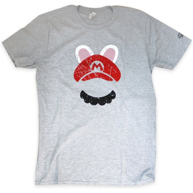 Mario + Rabbids Kingdom Battle T-shirt (L Size)