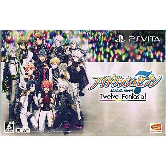 Idolish7 Twelve Fantasia! [Limited Edition]