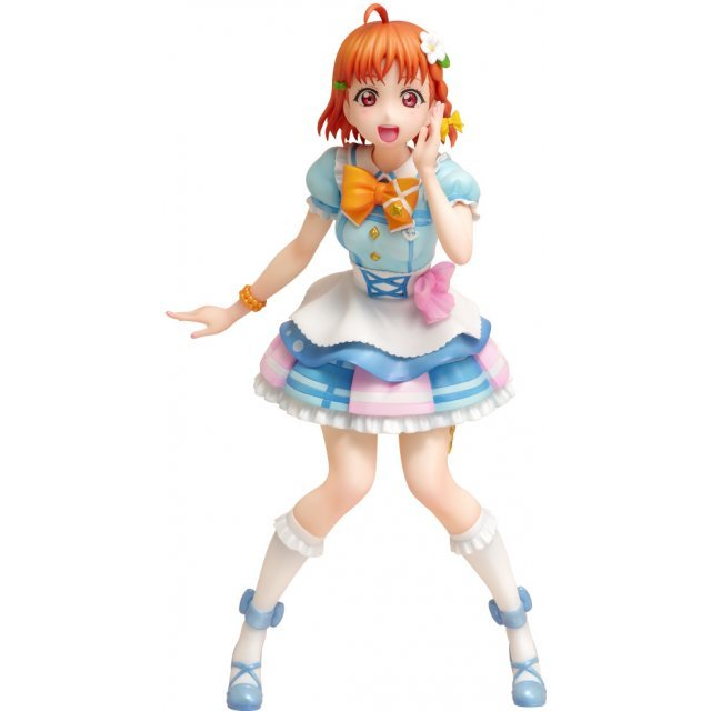 Love Live! Sunshine!! Dream Tech 1/8 Scale Figure: Chika Takami Kimi no Kokoro wa Kagayaiteru kai? Ver.
