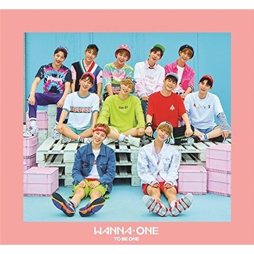 1x1=1 (To Be One) Japan Edition (Pink Ver.) [CD+DVD]