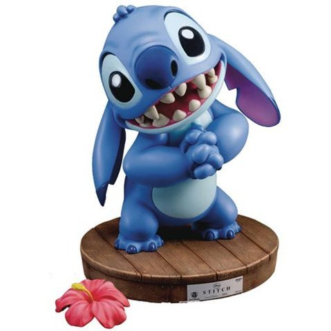 Miracle Land Lilo & Stitch Statue: Stitch