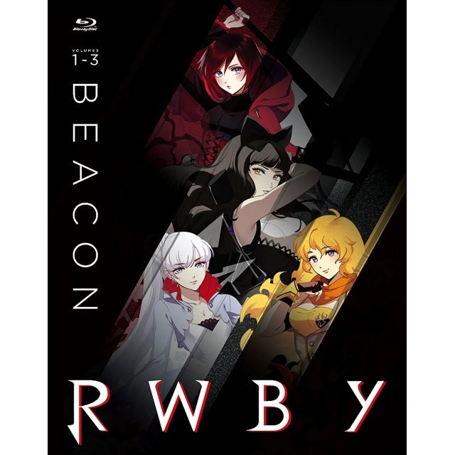 Rwby: Volume 1-3: Beacon