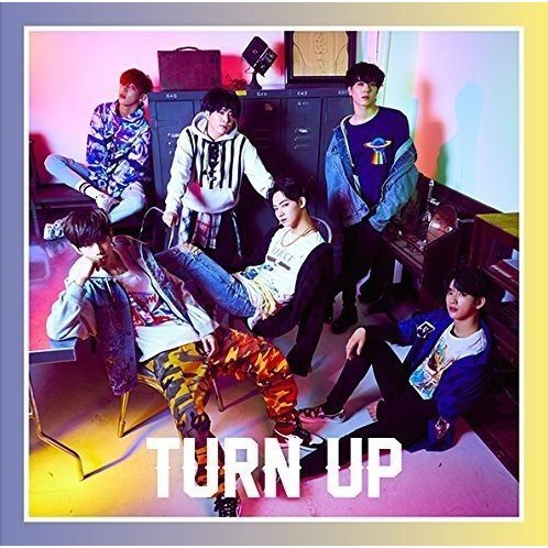 Turn Up (Jinyoung & Youngjae Unit) [Limited Edition Type C]