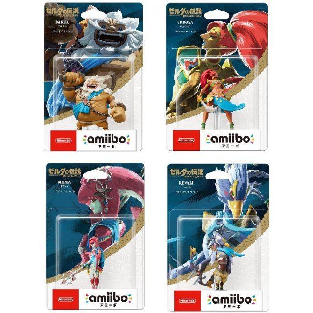 amiibo The Legend of Zelda: Breath of the Wild Series