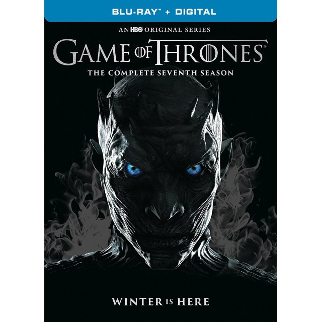 Game Of Thrones: The Complete Seventh Season [Blu-ray+Digital HD]