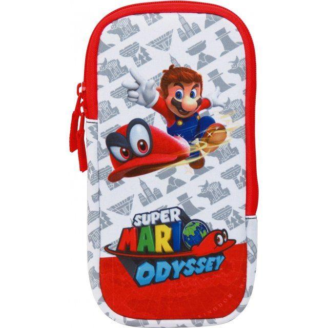 Hori Super Mario Odyssey Accessory Set For Nintendo Switch