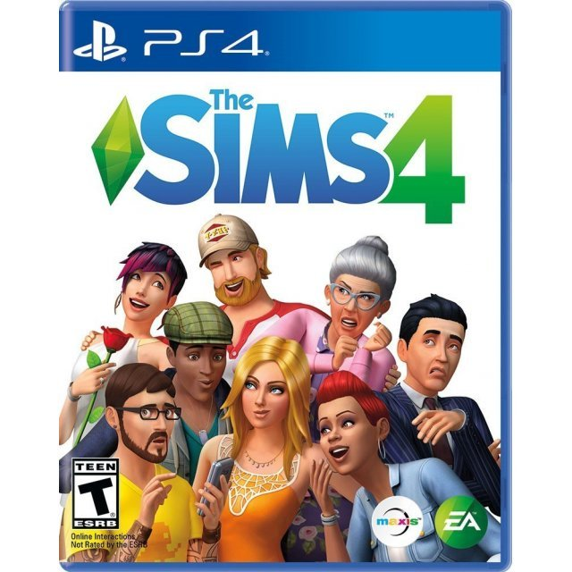 The Sims 4 (English)