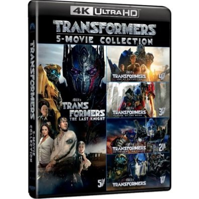 Transformers 5-Movie Collection (4K UHD)
