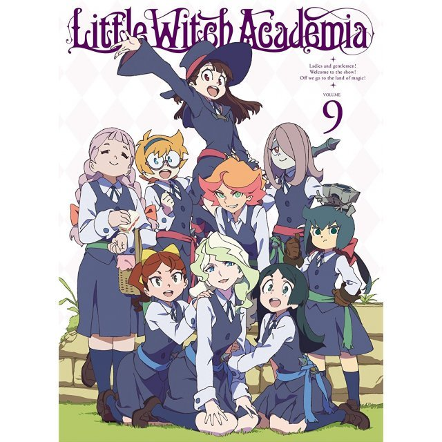 Little Witch Academia Vol.9
