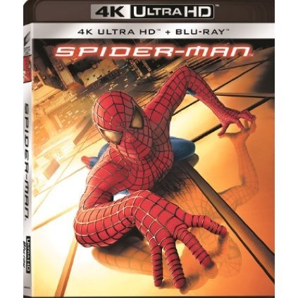 Spider-Man (4K UHD+BD) (2-Disc)