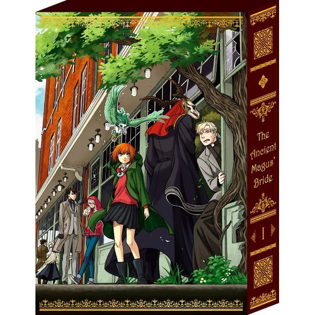 The Ancient Magus Bride Vol.1 [Limited Edition]