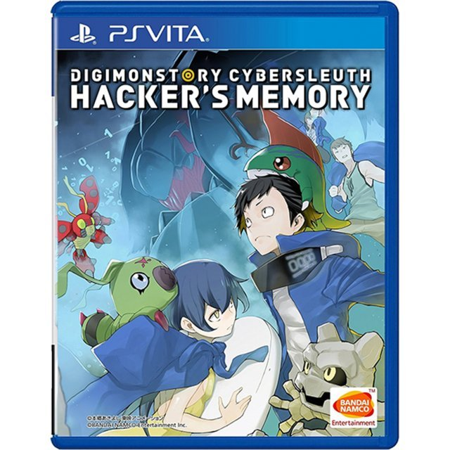 Digimon Story Cyber Sleuth: Hacker's Memory (English)