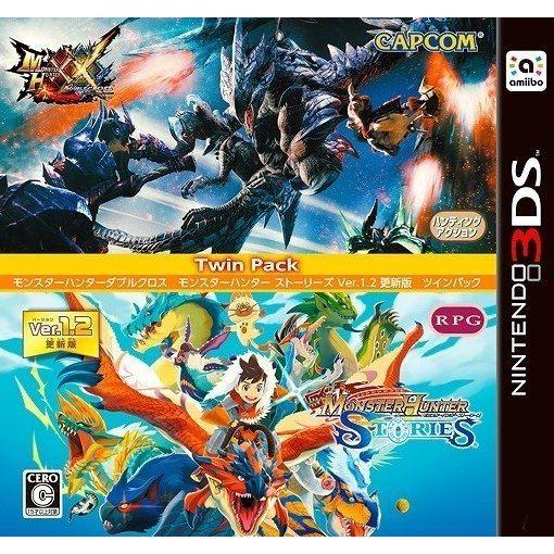 Monster Hunter XX Monster Hunter Stories Twin Pack