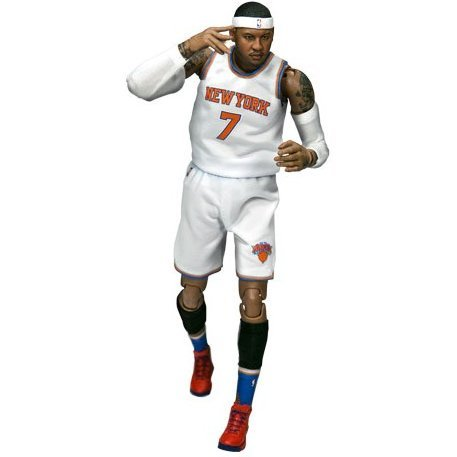 NBA Collection 1/9 Scale Pre-Painted Figure: Carmelo Anthony