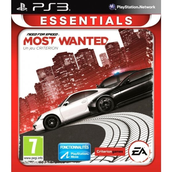 Need for Speed: Most Wanted - A Criterion Game (Essentials)