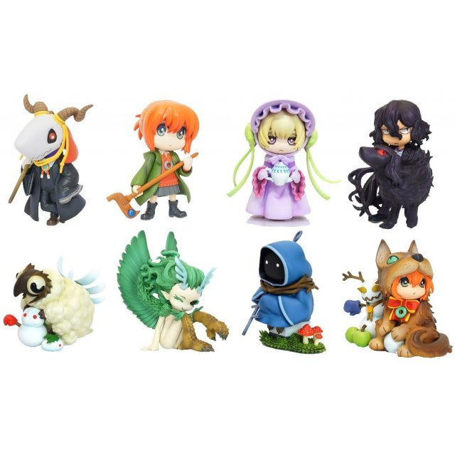 The Ancient Magus' Bride MAG Premium Vignette Collection Mascot Collection (Set of 8 pieces) (Re-run)