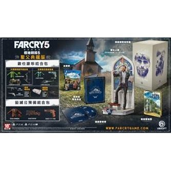 Far Cry 5 [The Father Edition] (English & Chinese Subs)
