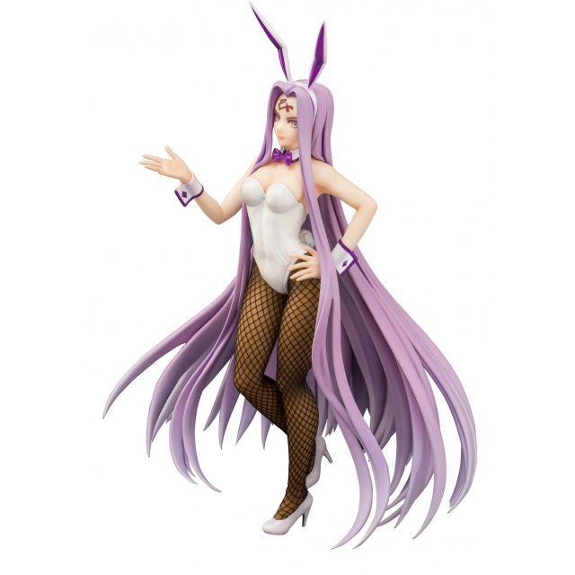 Fate/Extella 1/8 Scale Pre-Painted Figure: Medusa Miwaku no Bunny Suits Ver.
