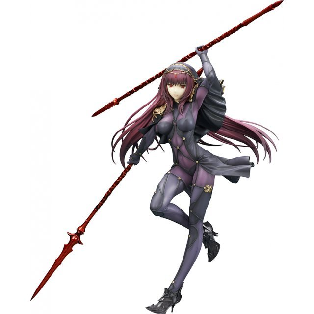 Fate/Grand Order 1/7 Scale Pre-Painted Figure: Lancer/Scathach 3rd Ascension