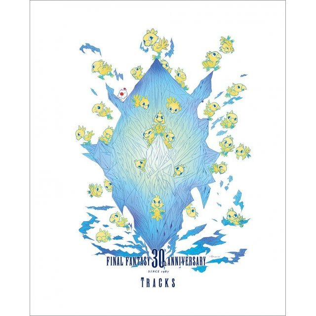 Final Fantasy 30th Anniversary Tracks 1987-2017 (Blu-ray Disc Music)