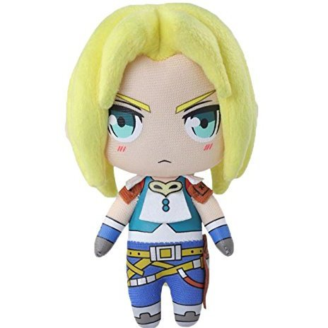 Final Fantasy IX Mini Plush: Zidane