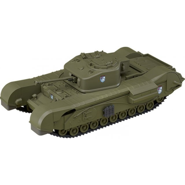 Girls und Panzer das Finale Nendoroid More: Churchill Mk. VII