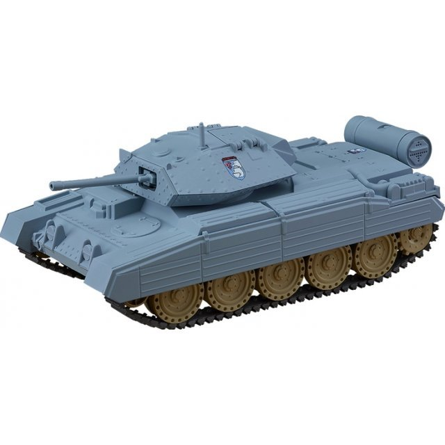 Girls und Panzer das Finale Nendoroid More: Crusader Mk. III
