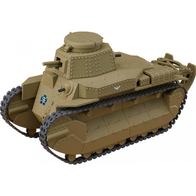 Girls und Panzer das Finale Nendoroid More: Type 89 I-Go Kou
