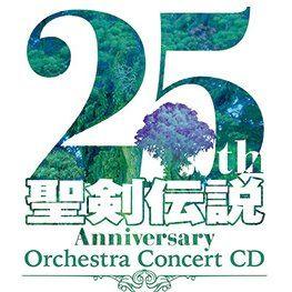 Mana Series (Seiken Densetsu) 25th Anniversary Orchestra Concert CD