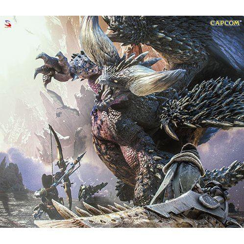 Video Game Soundtrack Monster Hunter World Original