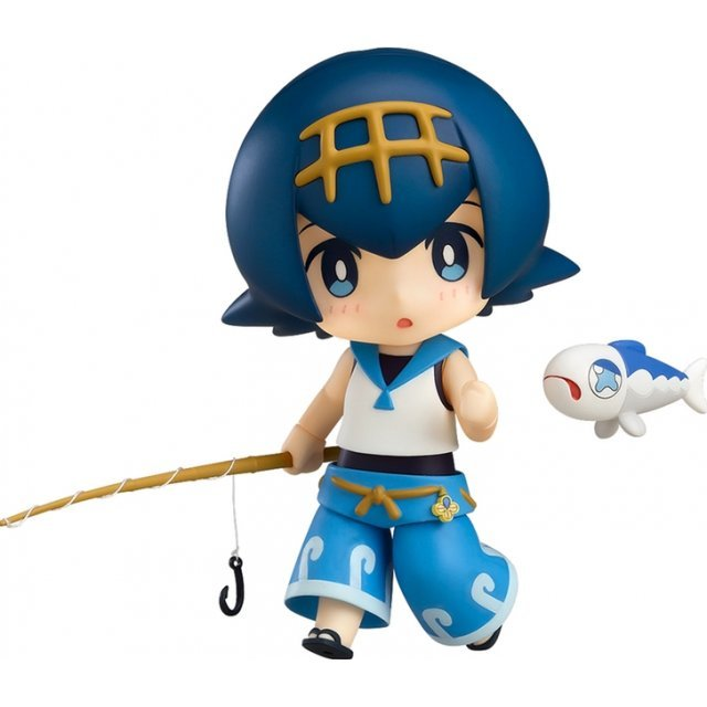 Nendoroid No. 852 Pokemon: Lana