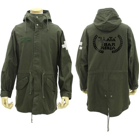 Girls' Last Tour - M-51 Jacket Moss (XL Size)