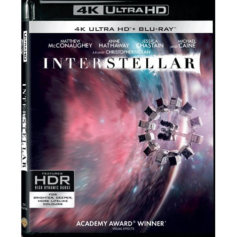 Interstellar (4K UHD+BD) (3-Dsc)